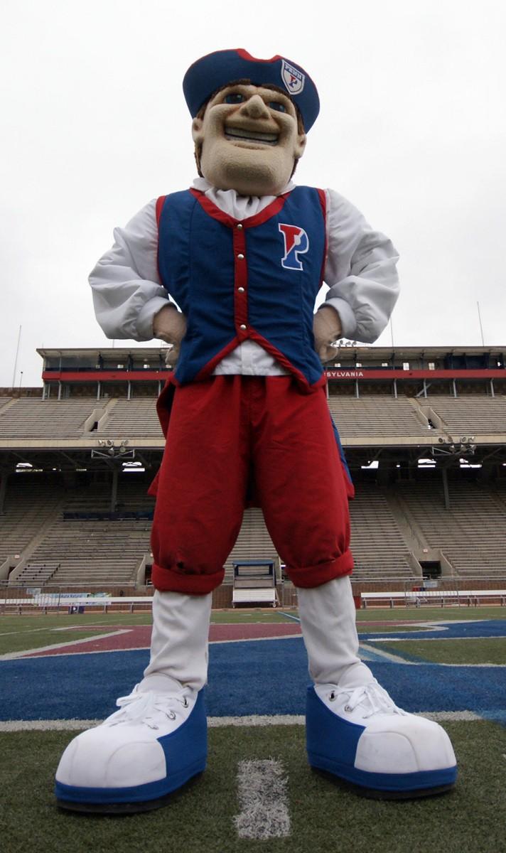 University of Pennsylvania mascot