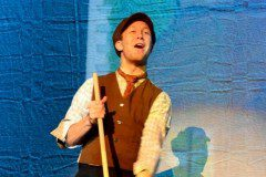 Bert in Mary Poppins