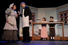 Mrs. Brill and Robertson Aye - Mary Poppins