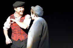 Bert and Michael Banks costumes