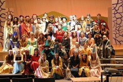 Once upon a mattress theatrical costumes for rent