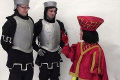 Lord Farquaad and Guard