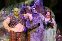 Shrek-Donkey-Fiona