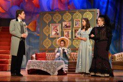 Importance of being earnest costume rental