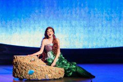 The Little Mermaid Musical Ariel Theatrical Production Costume