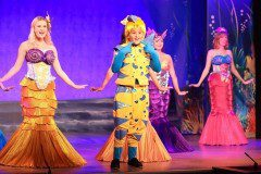 Little Mermaid Musical Flounder and Mersisters Theatrical Production Costumes