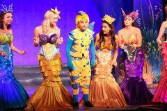 Little Mermaid Musical Flounder and Mersisters Production Costumes
