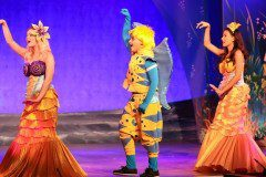 Little Mermaid Musical Flounder and Mersisters High Quality Costumes
