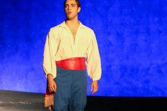 The Little Mermaid Musical Prince Eric Theatre Costume