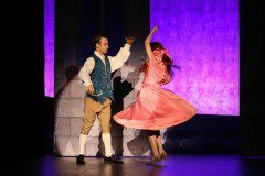 The Little Mermaid Musical Prince Eric and Ariel in High Quality Costumes