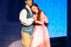 The Little Mermaid Musical Prince Eric and Ariel  in Costumes