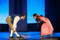 The Little Mermaid Musical Prince Eric and Ariel Theatrical Costumes