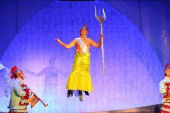 The Little Mermaid Musical King Triton Costume