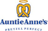 Auntie Anne's Pretzel mascot costume