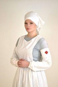 Red Cross costume film