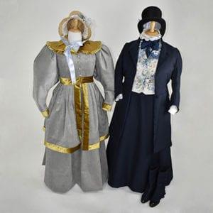 Custom made costumes