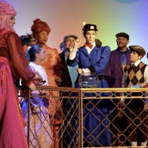 Costume rentals for theatre